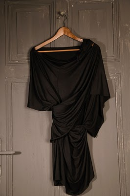 Lula Louise: Drape Drape Dress no. 5